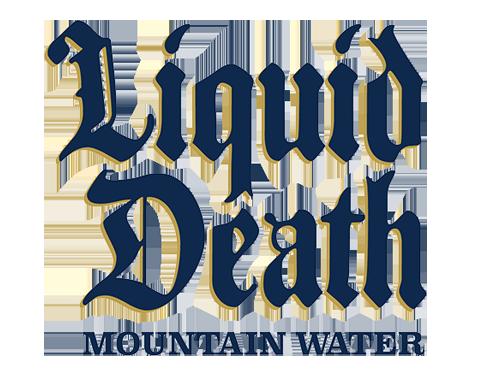 Liquid Death Logo