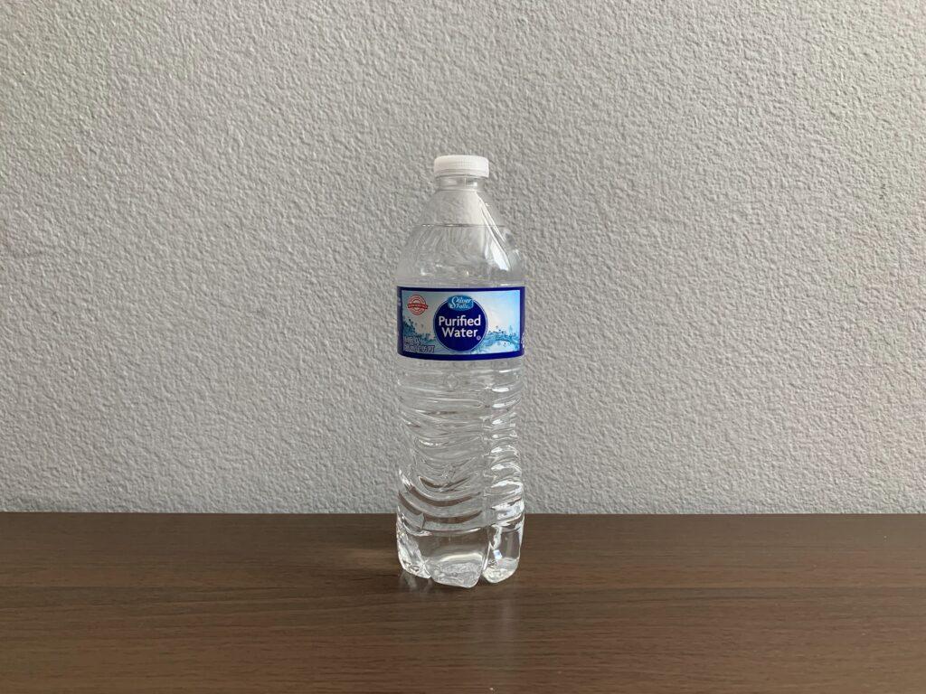 Silver Falls Water Test