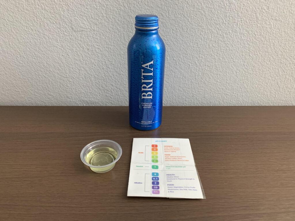 Brita Water Test Results